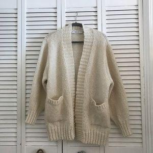 Zara Oversized Knit Cardigan
